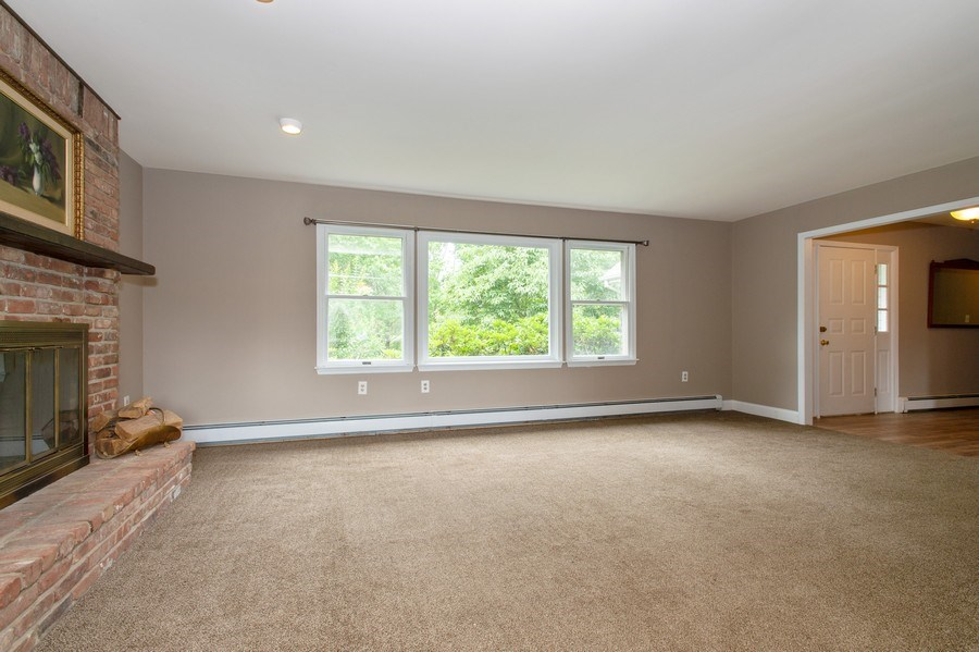 Real Estate Photography - 619 Rte 524, Allentown, NJ, 08501 - Living Room