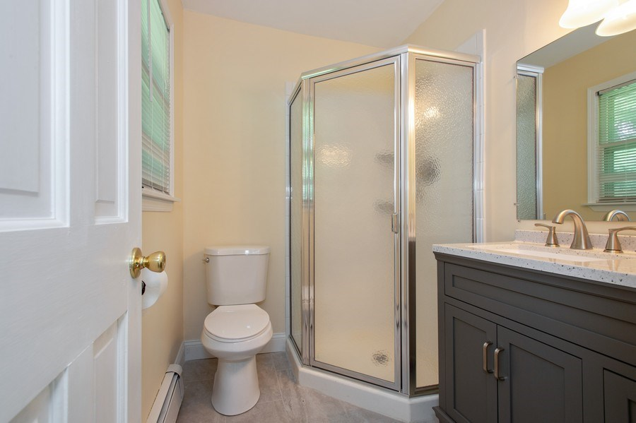 Real Estate Photography - 619 Rte 524, Allentown, NJ, 08501 - Master Bathroom