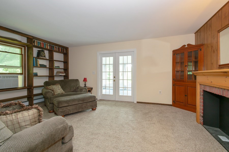 Real Estate Photography - 619 Rte 524, Allentown, NJ, 08501 - Family Room
