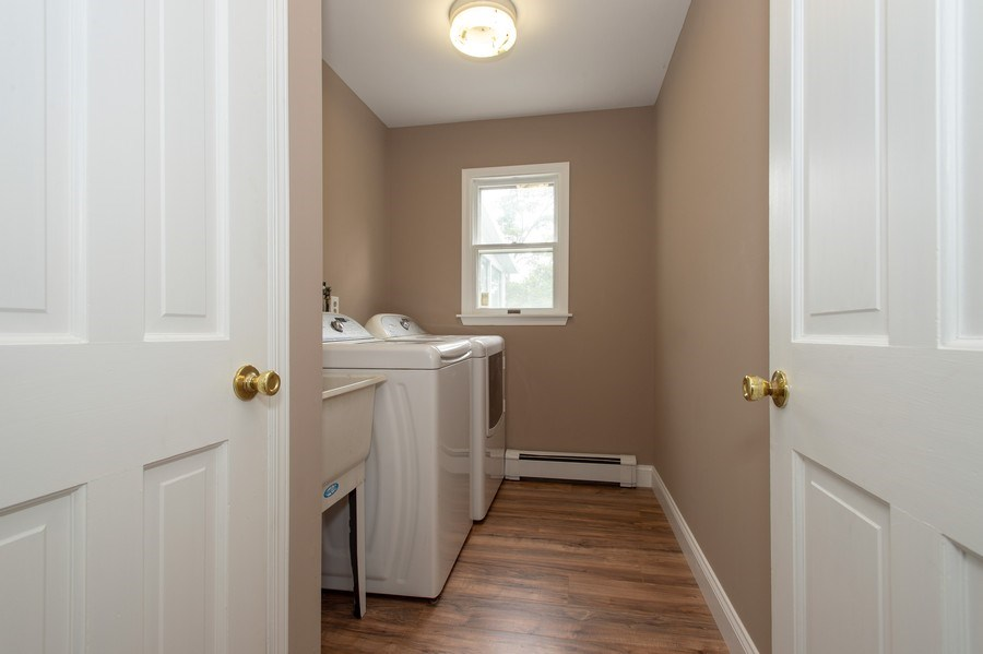 Real Estate Photography - 619 Rte 524, Allentown, NJ, 08501 - Laundry Room
