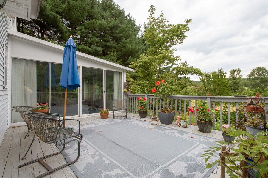 Real Estate Photography - 619 Rte 524, Allentown, NJ, 08501 - Deck