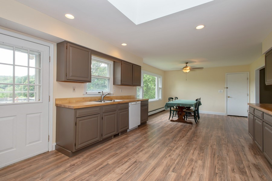 Real Estate Photography - 619 Rte 524, Allentown, NJ, 08501 - Kitchen / Dining Room