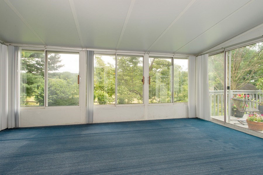 Real Estate Photography - 619 Rte 524, Allentown, NJ, 08501 - Sun Room