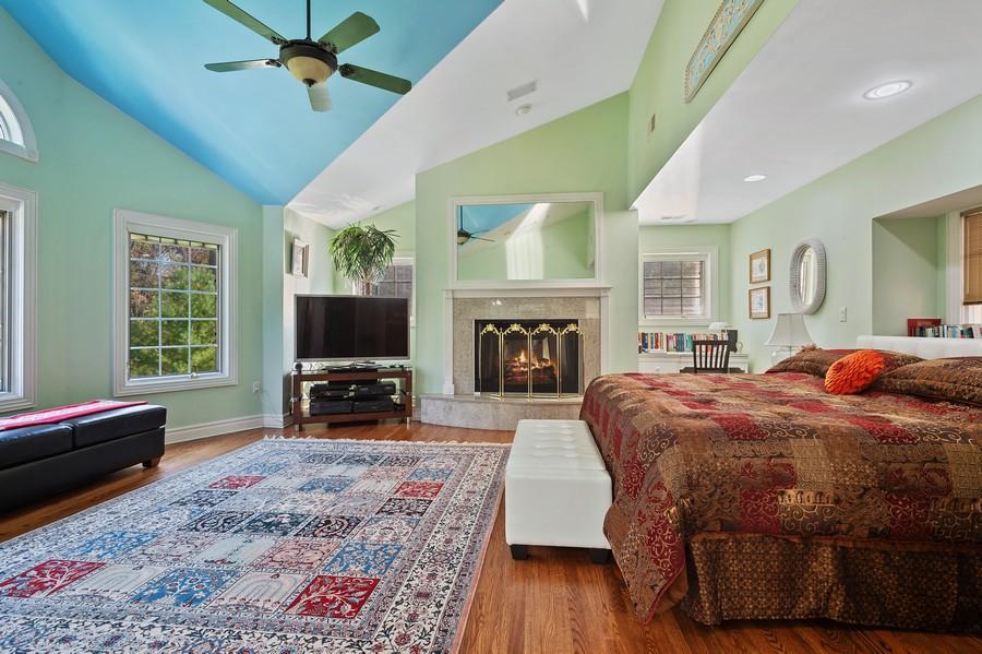 Real Estate Photography - 76 Pettit Pl, Princeton, NJ, 08540 - Master Bedroom