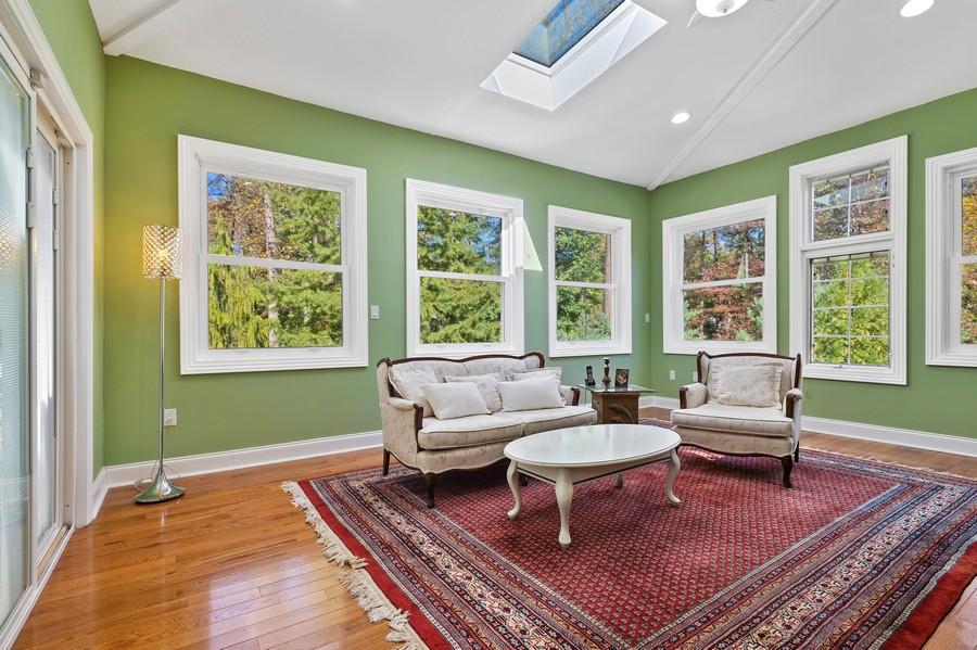 Real Estate Photography - 76 Pettit Pl, Princeton, NJ, 08540 - Upper Level Family Room