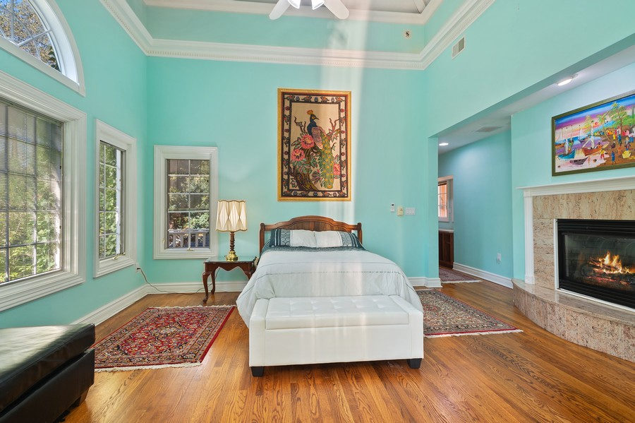 Real Estate Photography - 76 Pettit Pl, Princeton, NJ, 08540 - 2nd Bedroom