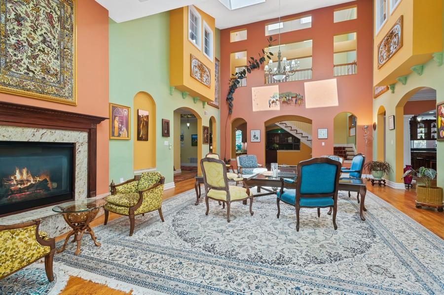 Real Estate Photography - 76 Pettit Pl, Princeton, NJ, 08540 - Great room