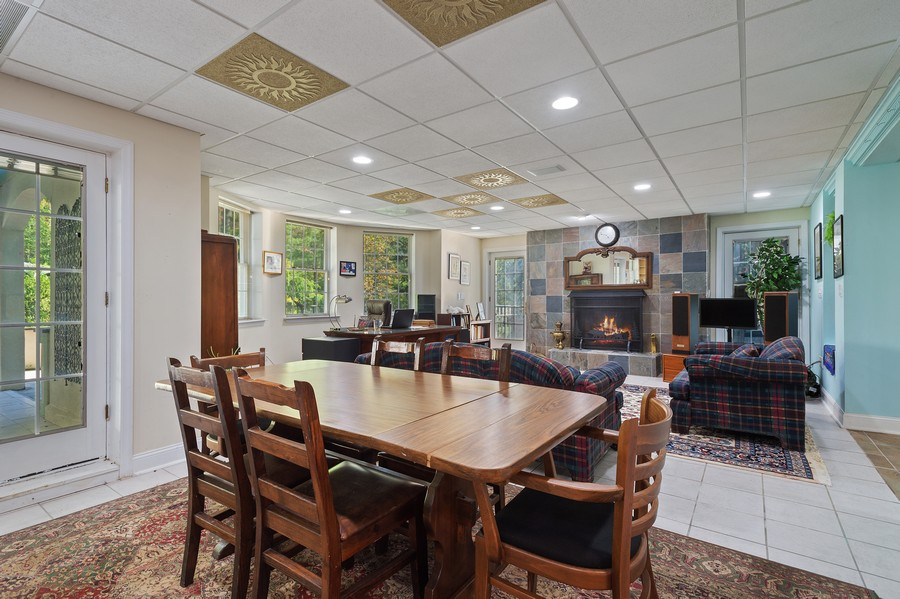 Real Estate Photography - 76 Pettit Pl, Princeton, NJ, 08540 - Basement