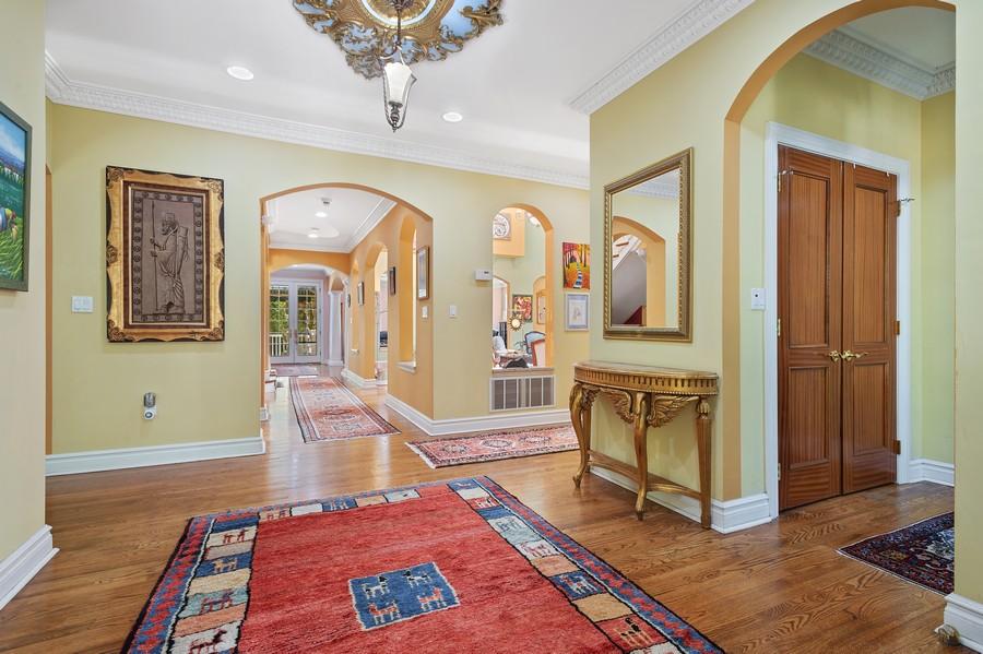 Real Estate Photography - 76 Pettit Pl, Princeton, NJ, 08540 - Foyer