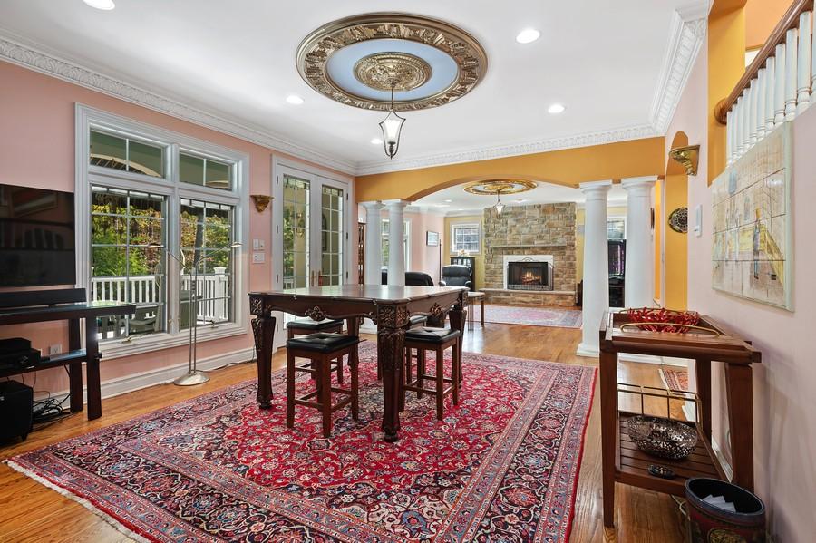 Real Estate Photography - 76 Pettit Pl, Princeton, NJ, 08540 - Breakfast Area