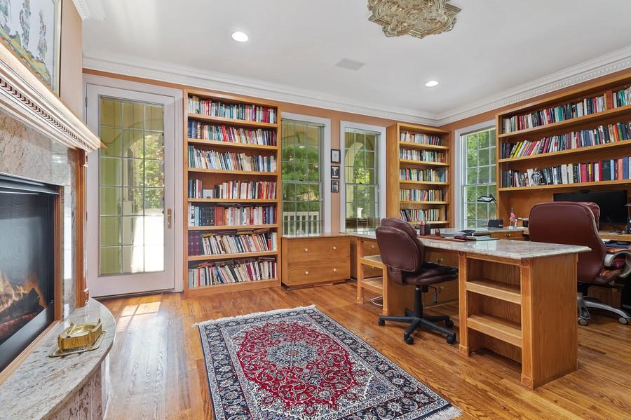Real Estate Photography - 76 Pettit Pl, Princeton, NJ, 08540 - Office
