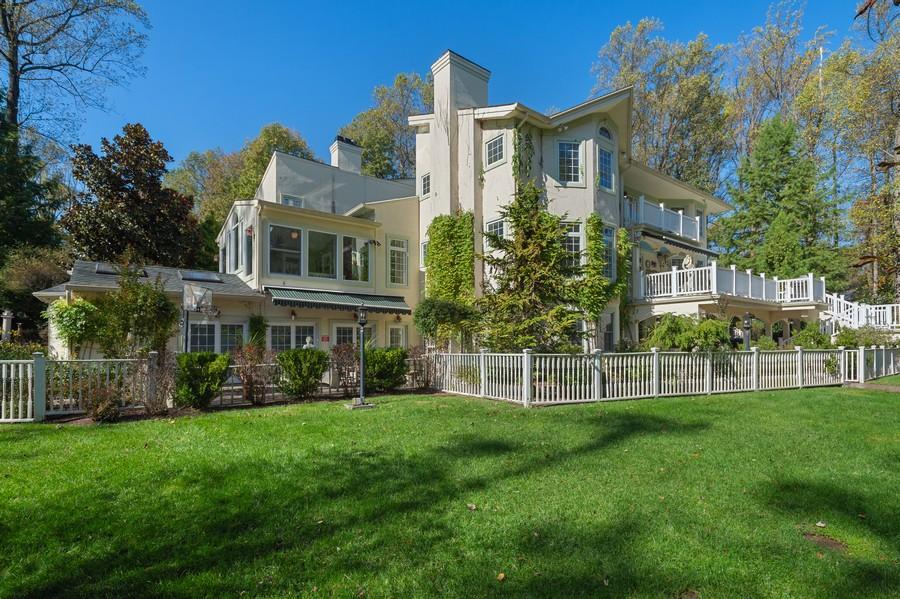 Real Estate Photography - 76 Pettit Pl, Princeton, NJ, 08540 - Rear View