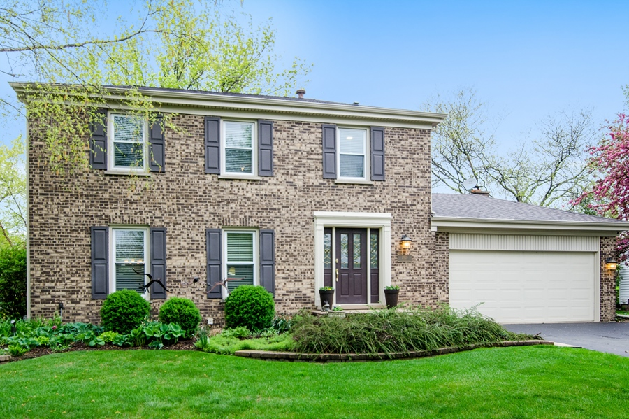 Real Estate Photography - 2609 Old Mill Ln, Rolling Meadows, IL, 60008 - Front View