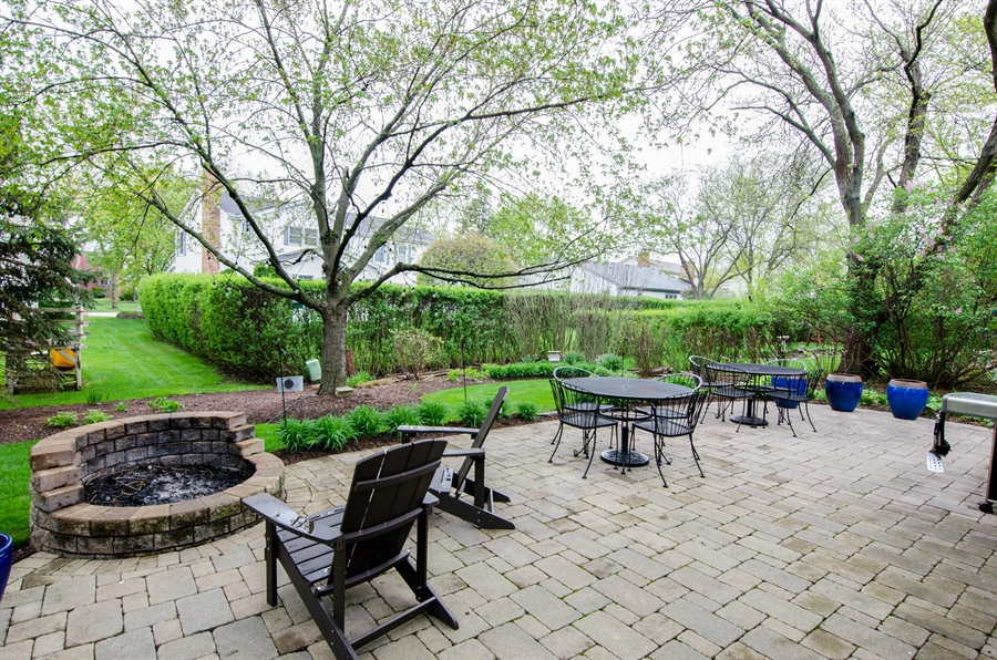 Real Estate Photography - 2609 Old Mill Ln, Rolling Meadows, IL, 60008 - Patio
