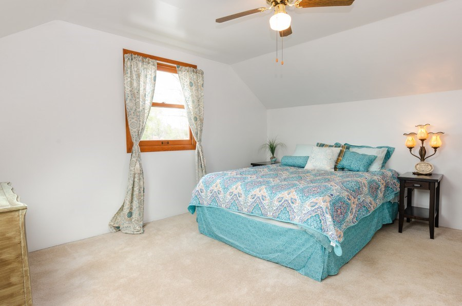 Real Estate Photography - 707 Rawson Bridge Rd, Cary, IL, 60013 - Master Bedroom