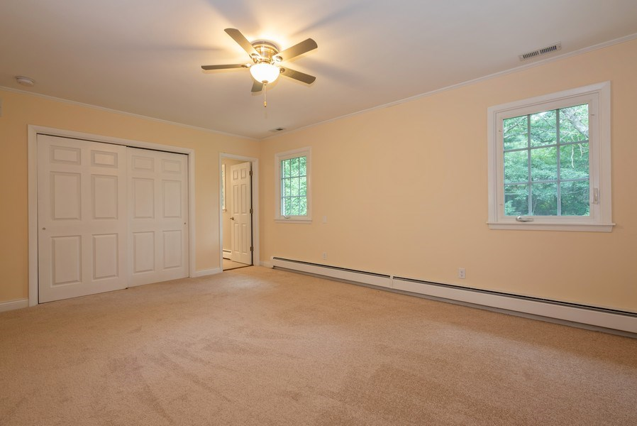 Real Estate Photography - 184 Stonegate Rd, Trout Valley, IL, 60013 - Master Bedroom