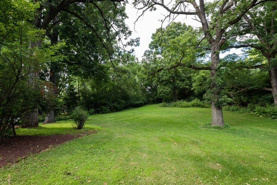 Real Estate Photography - 184 Stonegate Rd, Trout Valley, IL, 60013 - Back Yard