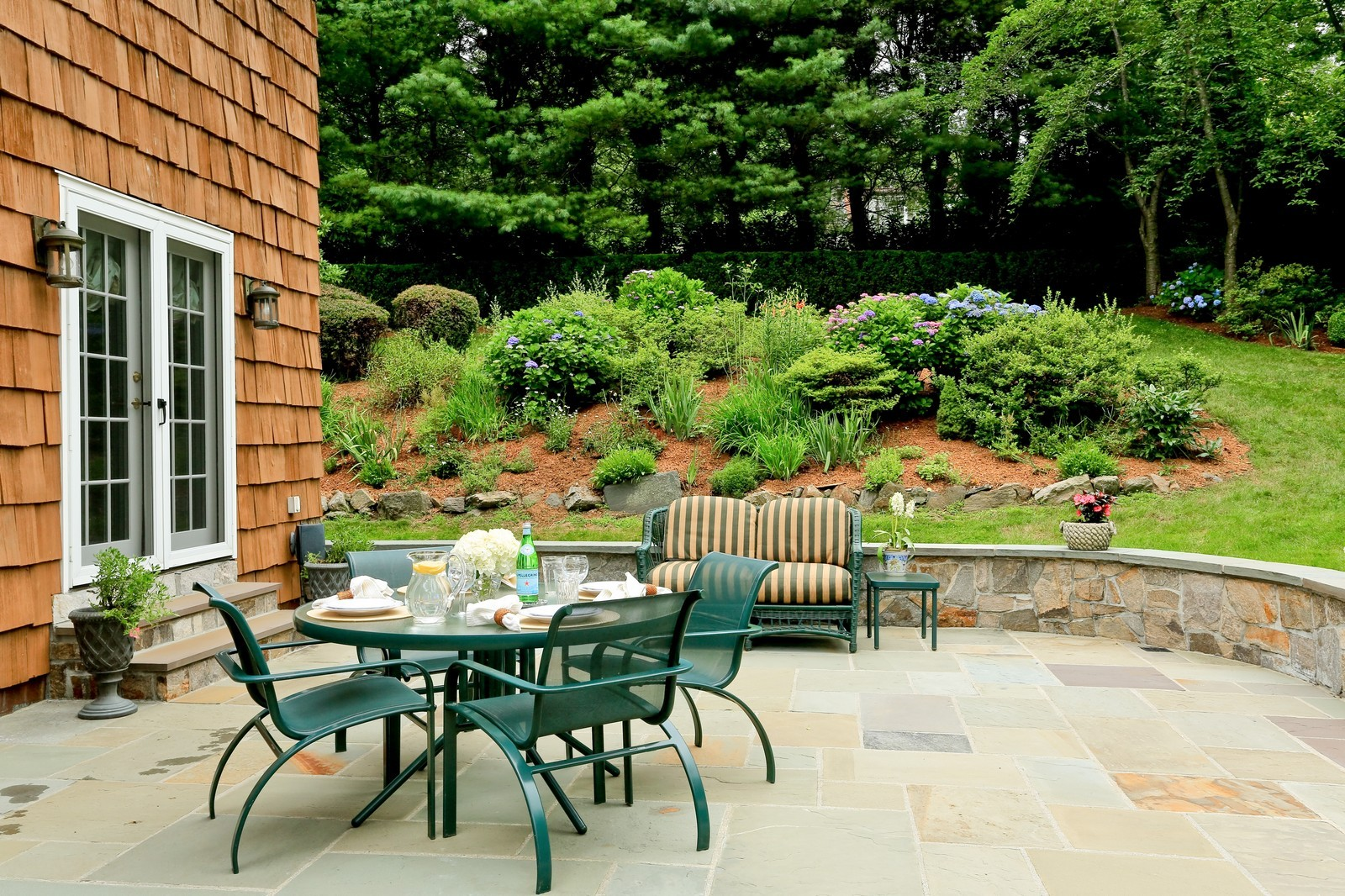Real Estate Photography - 290 North Street, Rye, NY, 10580 - Patio