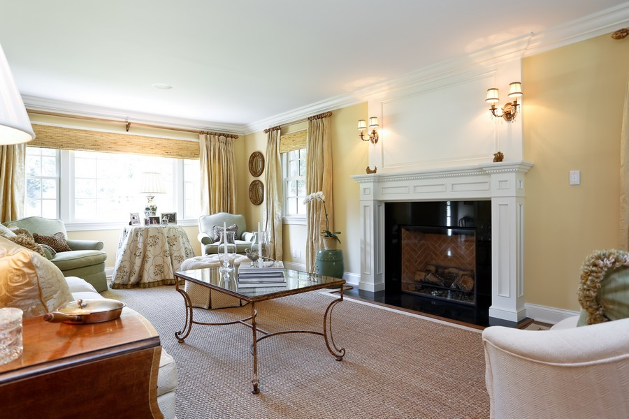 Real Estate Photography - 290 North Street, Rye, NY, 10580 - Living Room