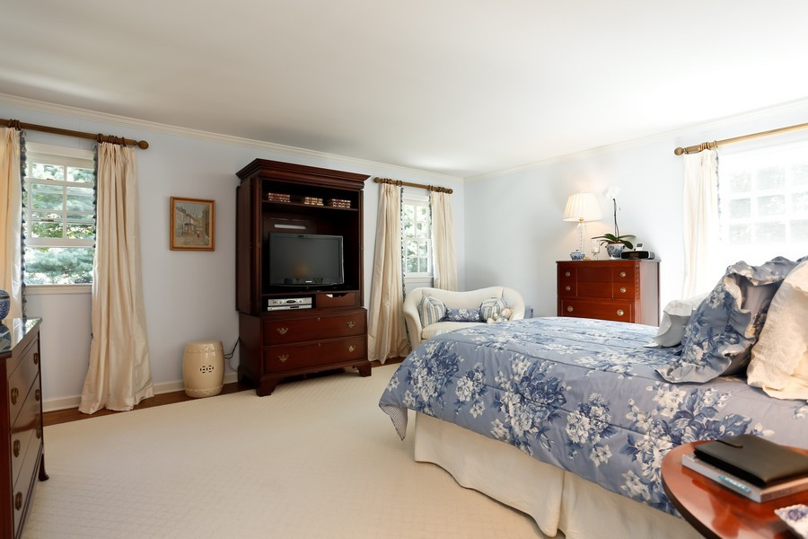 Real Estate Photography - 290 North Street, Rye, NY, 10580 - Master Bedroom