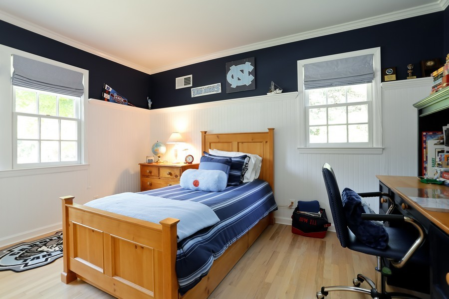 Real Estate Photography - 290 North Street, Rye, NY, 10580 - 2nd Bedroom