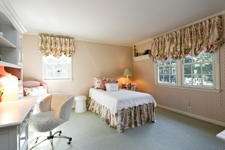 Real Estate Photography - 290 North Street, Rye, NY, 10580 - 3rd Bedroom