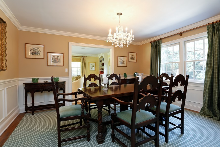 Real Estate Photography - 290 North Street, Rye, NY, 10580 - Dining Room