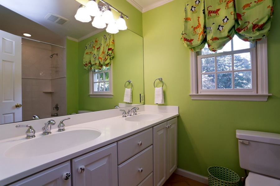 Real Estate Photography - 290 North Street, Rye, NY, 10580 - Bathroom