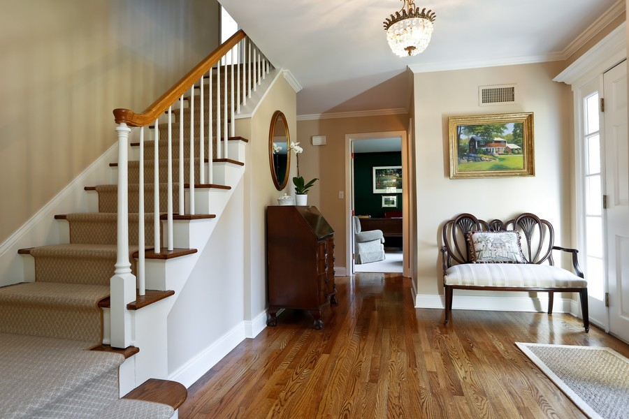 Real Estate Photography - 290 North Street, Rye, NY, 10580 - Entryway