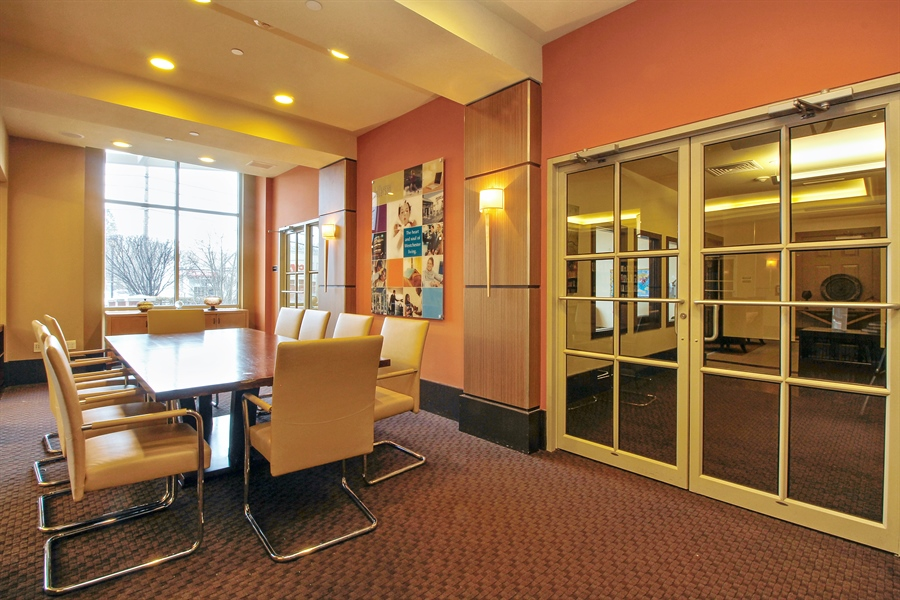 Real Estate Photography - 300 Mamaroneck Avenue #423, White Plains, NY, 10605 - Conference Center