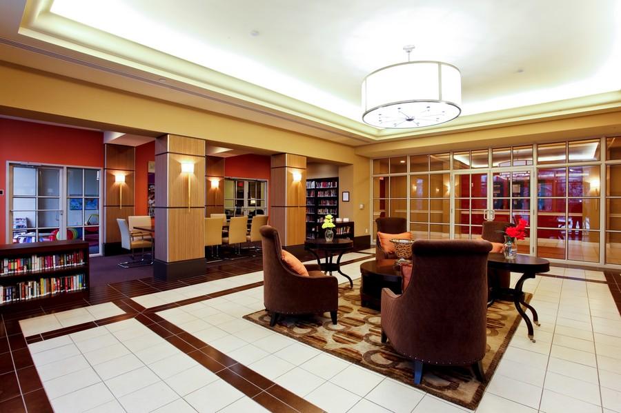 Real Estate Photography - 300 Mamaroneck Avenue #423, White Plains, NY, 10605 - Lounge