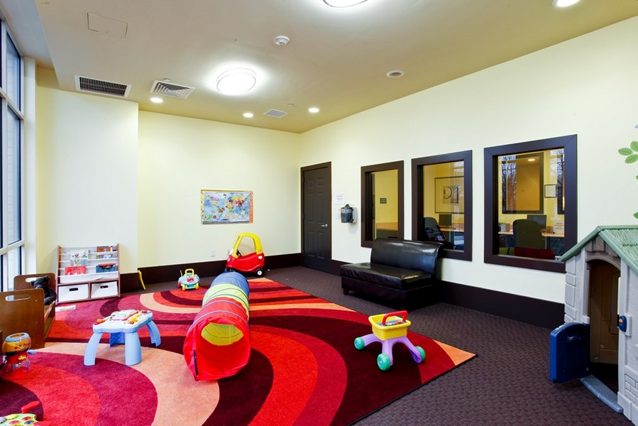 Real Estate Photography - 300 Mamaroneck Avenue #423, White Plains, NY, 10605 - Children's Playroom