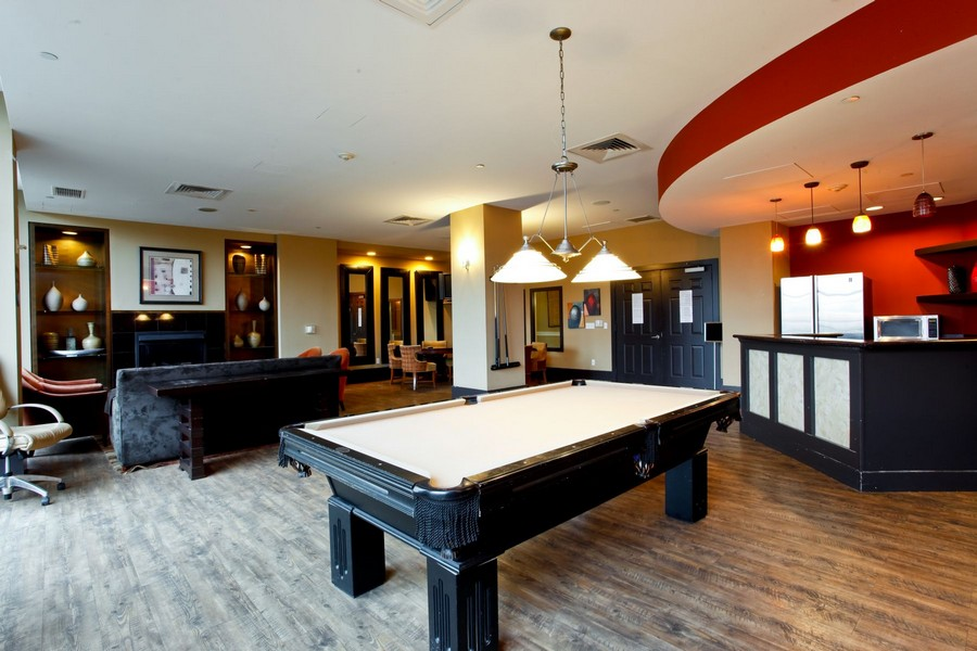 Real Estate Photography - 300 Mamaroneck Avenue #423, White Plains, NY, 10605 - Billards and Catering Kitchen