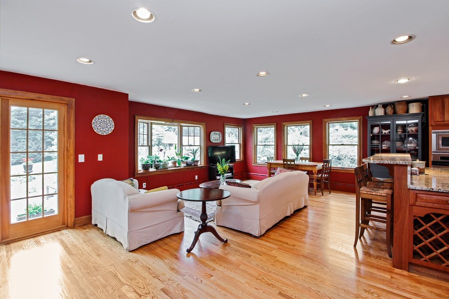 Real Estate Photography - 75 Glendale Rd, Ossining, NY, 10562 - Family Room