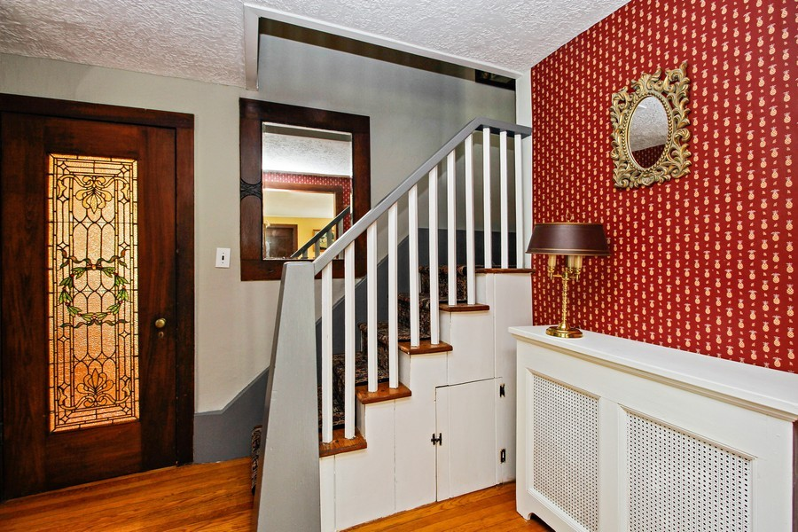 Real Estate Photography - 75 Glendale Rd, Ossining, NY, 10562 - Staircase