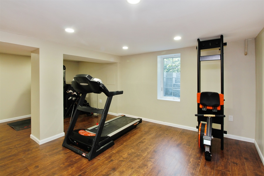 Real Estate Photography - 52 Truesdale Dr, Croton on Hudson, NY, 10520 - Exercise Room