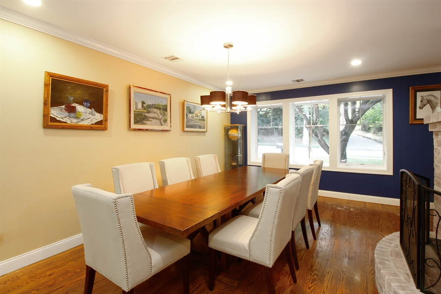 Real Estate Photography - 52 Truesdale Dr, Croton on Hudson, NY, 10520 - Dining Room