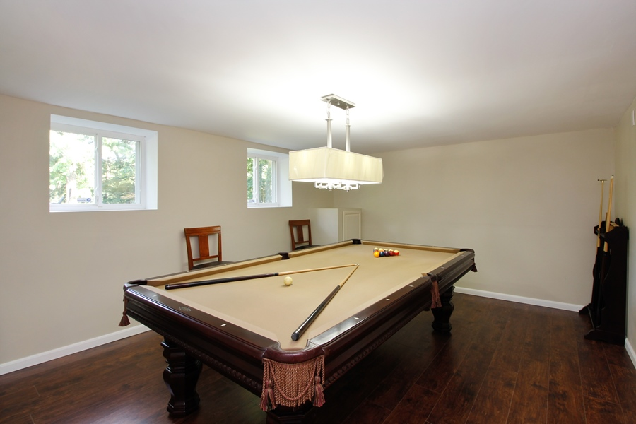 Real Estate Photography - 52 Truesdale Dr, Croton on Hudson, NY, 10520 - Pool Room