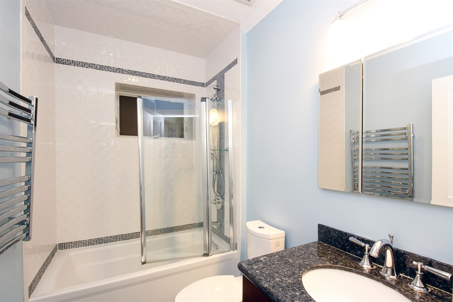 Real Estate Photography - 52 Truesdale Dr, Croton on Hudson, NY, 10520 - 2nd Bathroom