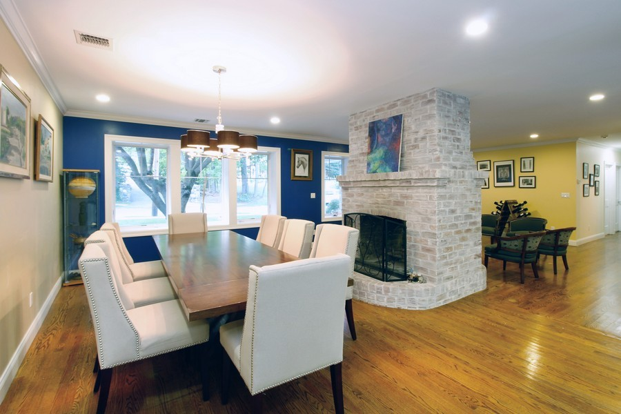 Real Estate Photography - 52 Truesdale Dr, Croton on Hudson, NY, 10520 - Living Room / Dining Room