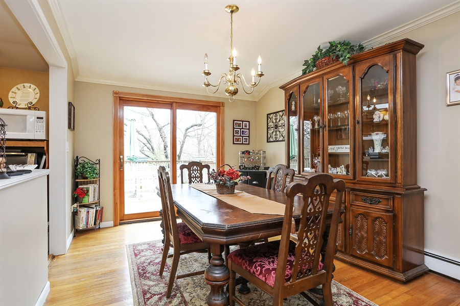 Real Estate Photography - 28 Pike, Mahopac, NY, 10541 - Dining Room