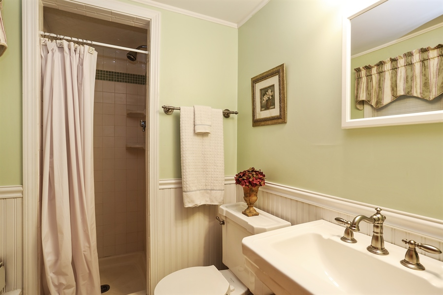 Real Estate Photography - 28 Pike, Mahopac, NY, 10541 - 2nd Bathroom