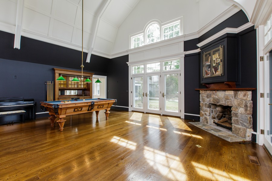 Real Estate Photography - 84 Turtle Back Rd, New Canaan, CT, 06840 -