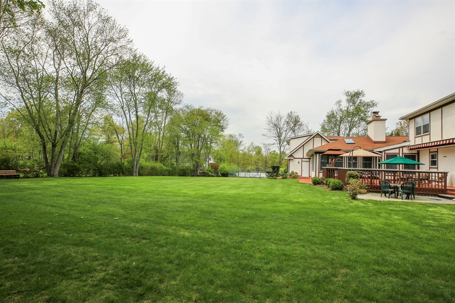 Real Estate Photography - 830 Kipling Dr, Yorktown Heights, NY, 10598 - Back Yard