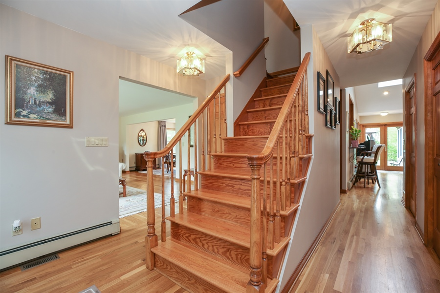 Real Estate Photography - 830 Kipling Dr, Yorktown Heights, NY, 10598 - Foyer