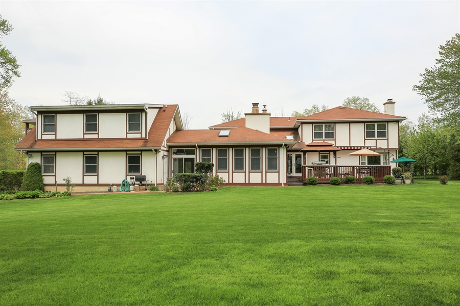 Real Estate Photography - 830 Kipling Dr, Yorktown Heights, NY, 10598 - Rear View
