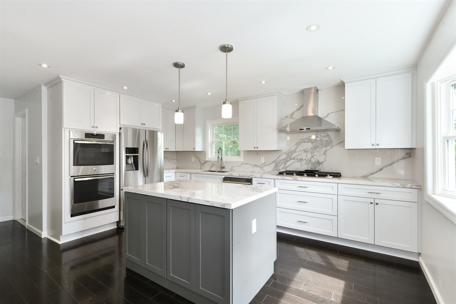 Real Estate Photography - 84 Woodland Rd, Pleasantville, NY, 10570 - Kitchen