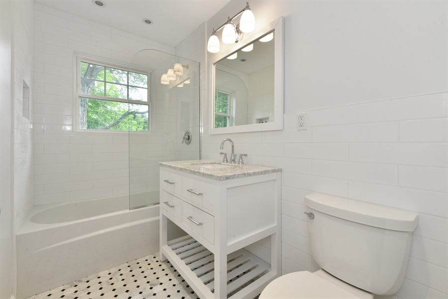 Real Estate Photography - 84 Woodland Rd, Pleasantville, NY, 10570 - Bathroom