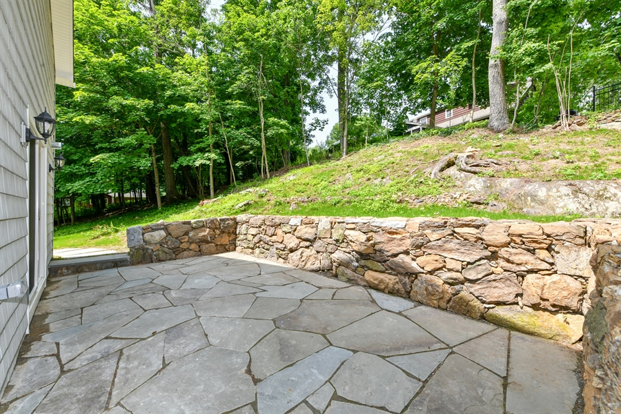 Real Estate Photography - 84 Woodland Rd, Pleasantville, NY, 10570 - Patio