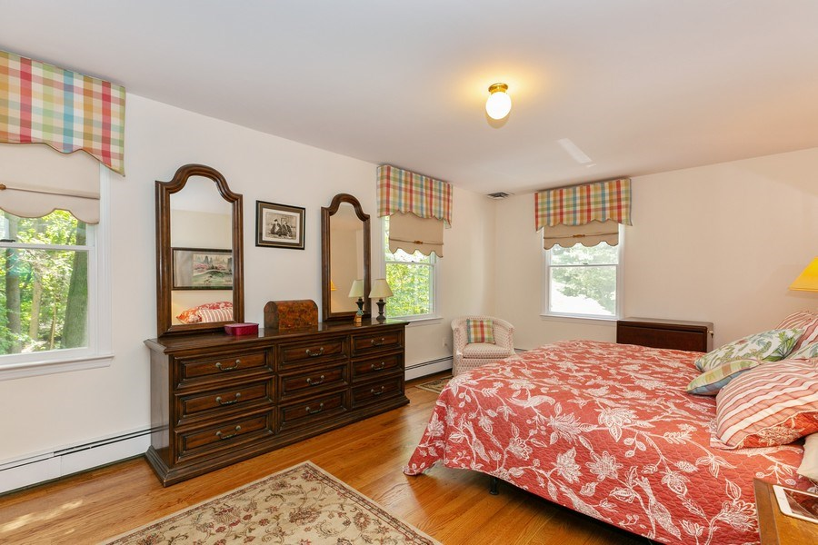 Real Estate Photography - 210 Belmont Rd, Hawthorne, NY, 10532 - Master Bedroom